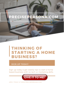 LEAD MAGNET - Thinking Of Starting A Home Business?- Sign up today & get weekly tips to start a home based business with no tech or marketing skills- FREE STUFF